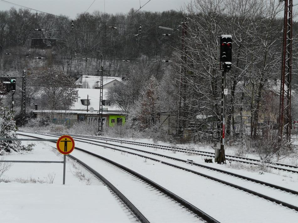 Siegen, Weidenau, Bahnhof