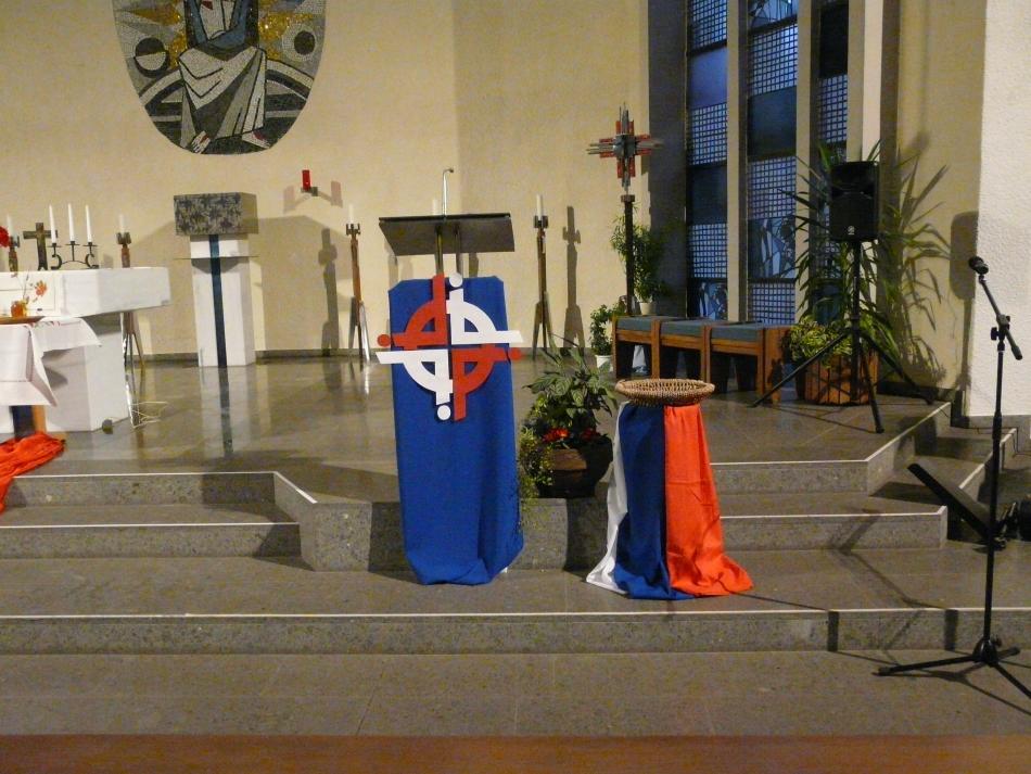 Weltgebetstag der Frauen in St. Marien, Wenscht