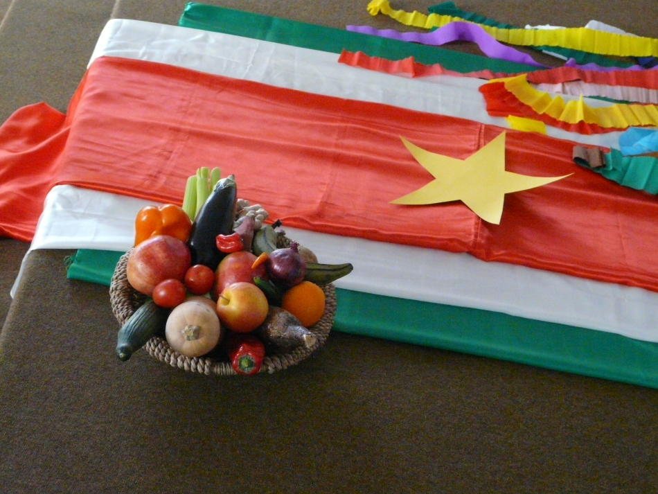 Weltgebetstag der Frauen in der reformierten Gemeinde Wenscht