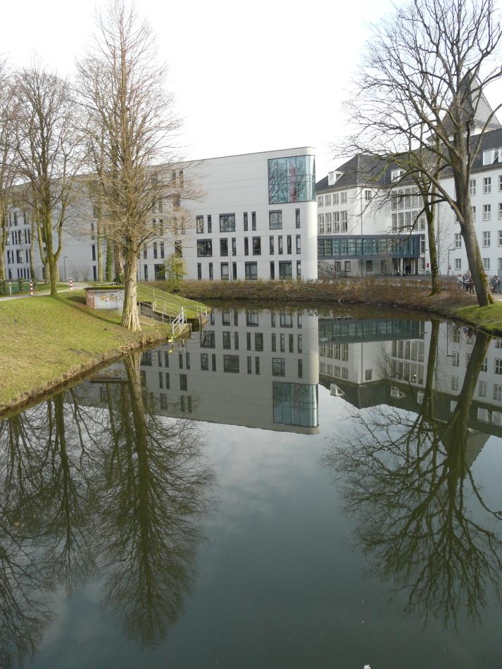 Moers Rathaus