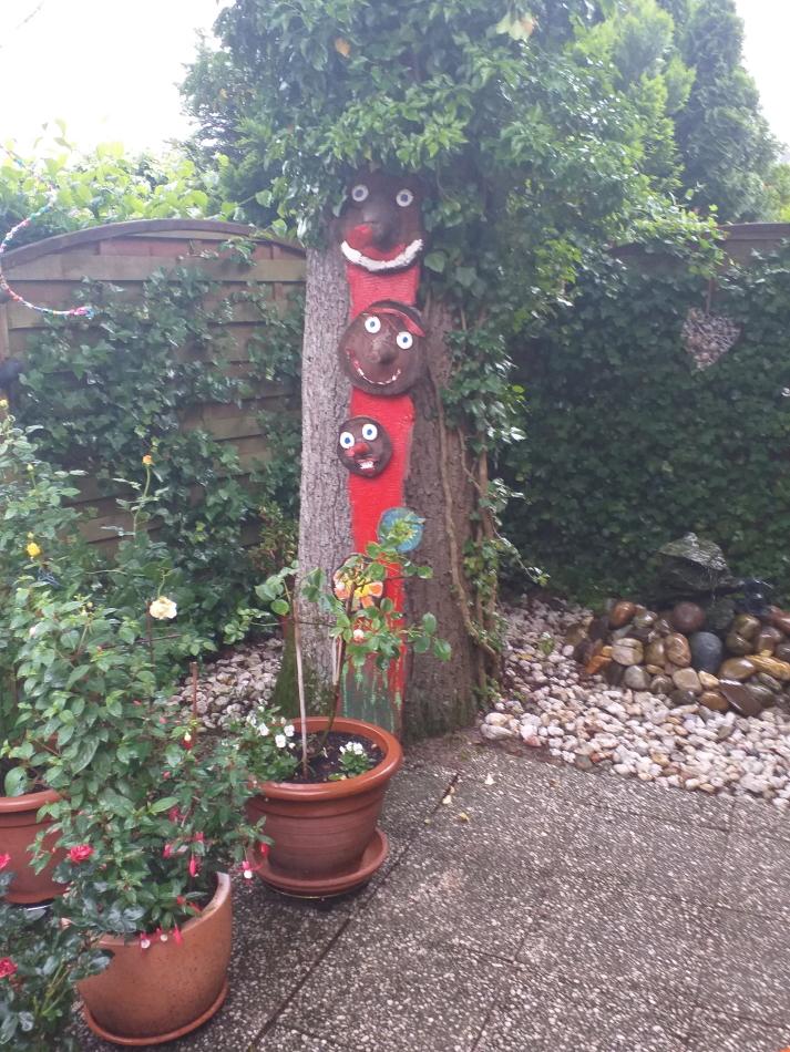 Garten, Literaturkreis