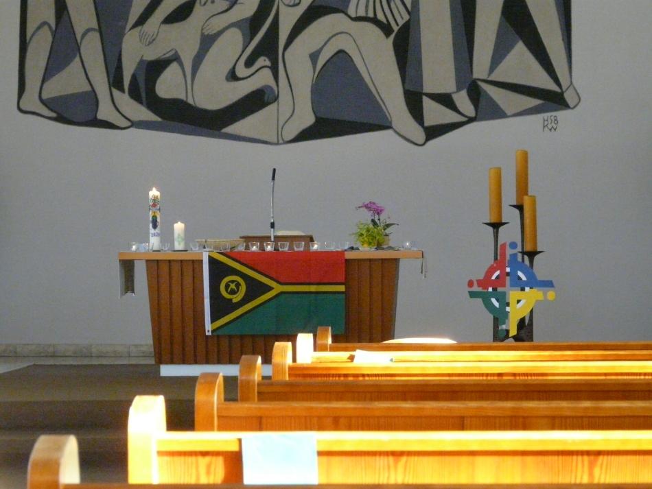 Weltgebetstag der Frauen, WGT 2021, Vanuatu, Siegen-Geisweid, Wenscht, evangelische Kirche