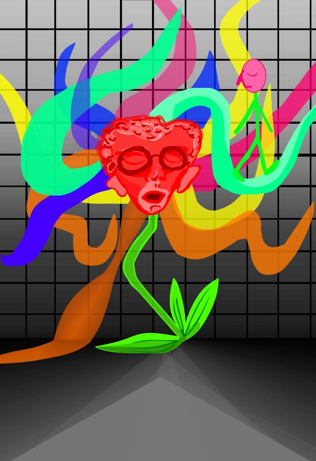 Grafik, moderne Kunst, Street Art, Keith Haring, New York,